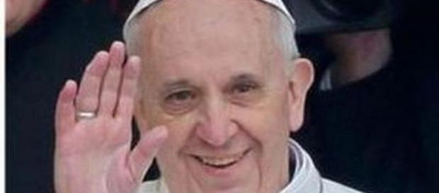 Papa Francesco e il monito per l'accoglienza.