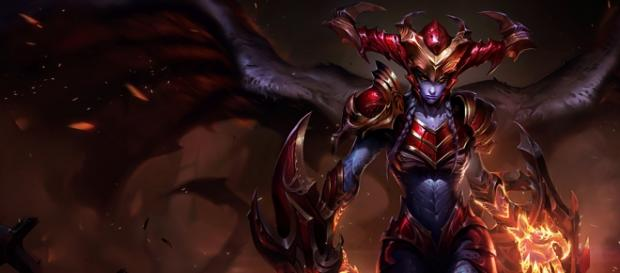 Shyvana, campeón de League of Legends