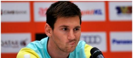 Lionel Messi fez estragos fora do relvado