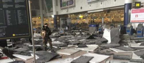 Explosiones en Bruselas resulta con varios muertos y heridos