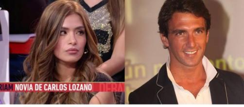 Miriam y Antonio Pavón, ¿juntos?