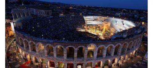 Offerte di lavoro all'Arena di Verona