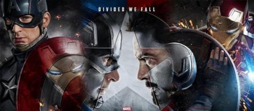 Presentan nuevo banner de 'Capitán América: Civil War'