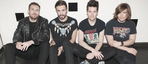 Tre componenti della band Bastille