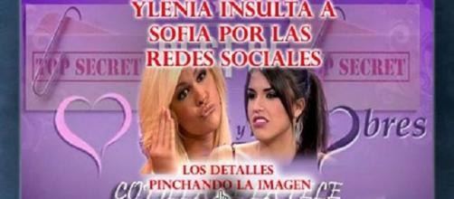 Ylenia Padilla y Sofía Suescun