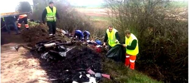 Acidente ocorreu na região de Lyon, em França