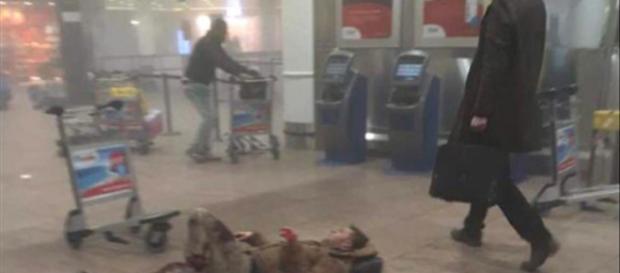 Atentado de Bruselas en el aeropuerto