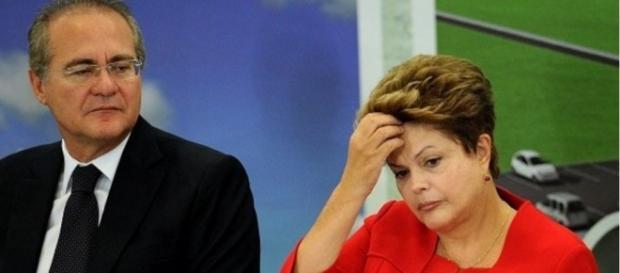 Dilma não deve ser salva por Renan