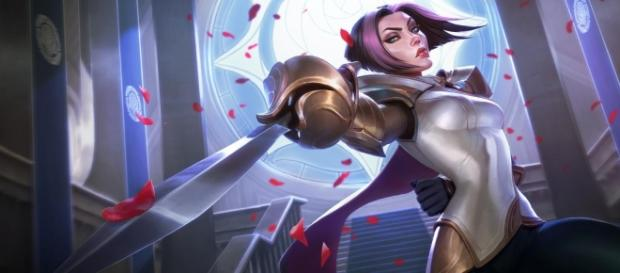 Fiora, campeón de League of Legends