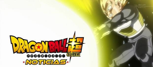 Imagen de Vegeta en el ultimo episodio de la serie