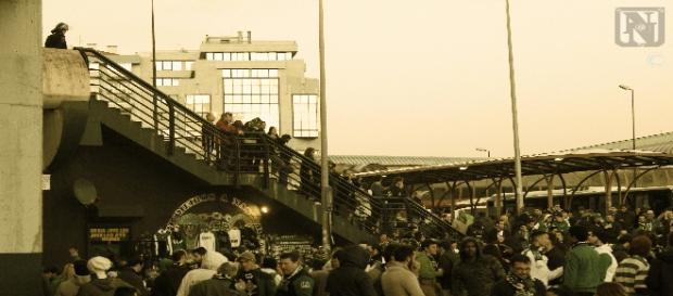 Imediações Estádio José Alvalade - Foto: Nelson Nascimento