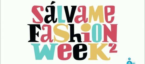 Logo de la 2º edición de la Sálvame Fashion Week
