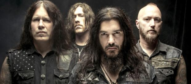Machine Head la columna vertebral del Metal