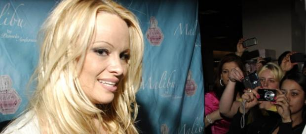 Pamela Anderson is 48 yrs old / Flickr