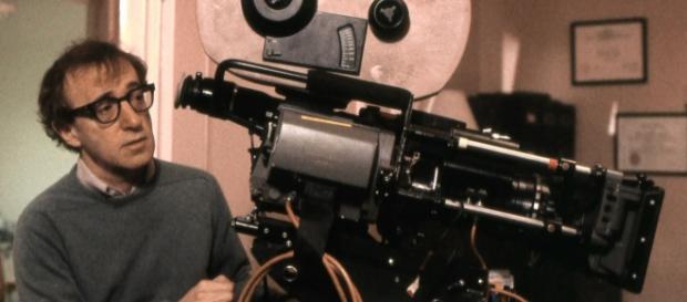"Woody Allen apresenta a comédia ""Cafe Society"" na França"