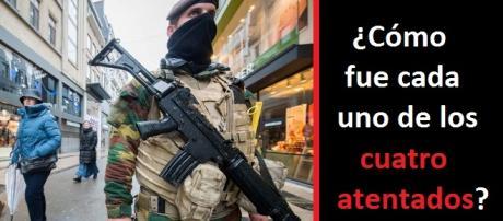 Soldados en alerta máxima por la posibilidad de un quinto atentado terrorista