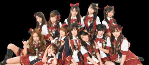 AKB48, grupo idol japonês criado em 2005