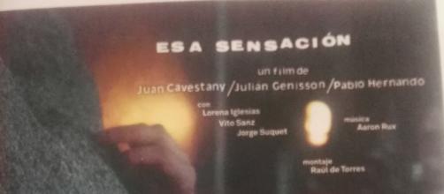 Cartel de la película 'Esa Sensación'