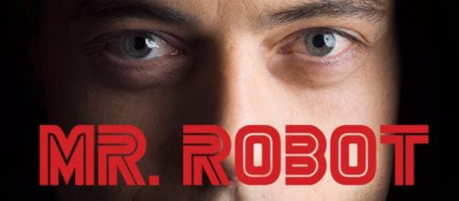 Cartel promocional de Mr.Robot