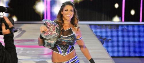 Eve Torres [via WWE Monday Night Raw]