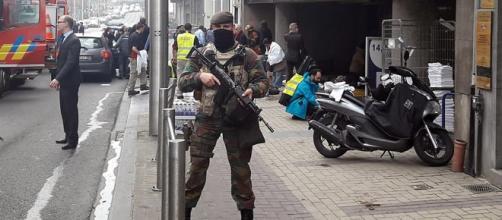 Fuerzas de seguridad se han movilizado en toda Europa