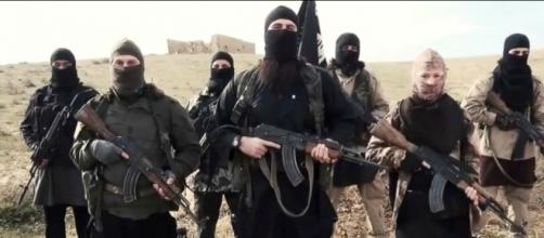ISIS. Imagen de redes sociales