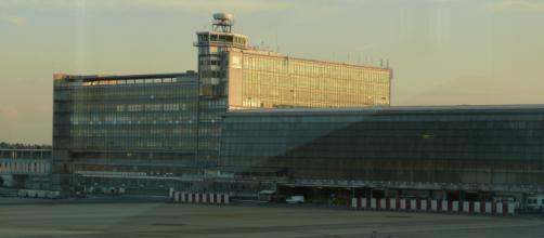 L'aeroporto di Zaventem, Bruxelles, dove sono avvenute le prime due esplosioni di martedì 22 marzo.