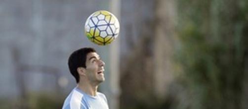 Luis Suárez (Foto: AP Photo/Matilde Campodonico)