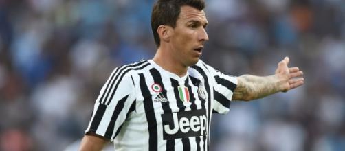 Mario MAndzukic, attaccante della Juventus
