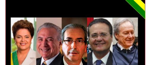 Sucessão Presidencial do Pós-Dilma