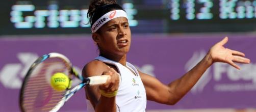 Teliana Pereira ainda não venceu na atual temporada