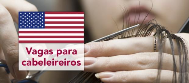EUA tem vagas para cabeleireiros - Foto: Reprodução Silknstone