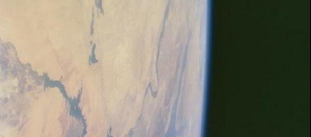 Flotta di Ufo in immagine della Nasa