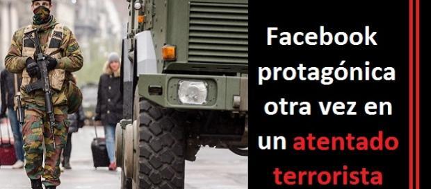 Fuerza de Seguridad en alerta roja tras los cuatro atentados terroristas en Bruselas