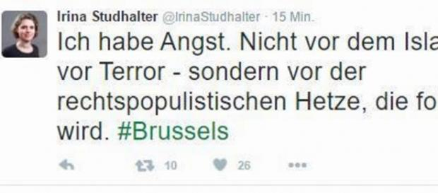 Geschmacklose Kommentare grüner Politiker...