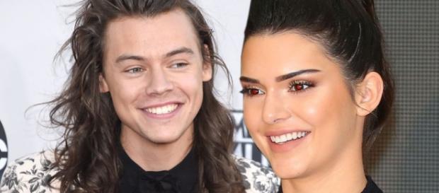 Harry Styles telefonou a Kendall Jenner