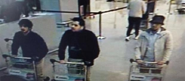 Imagen del supuesto terrorista huido del aeropuerto de Zaventem