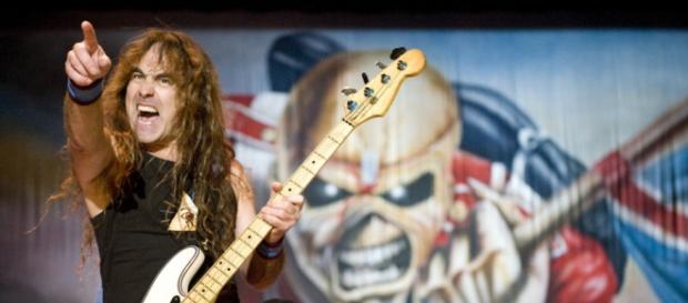 Iron Maiden desembarca em Brasília