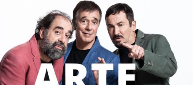 João Lagarto, Vítor Norte e Adriano Luz são os atores desta peça