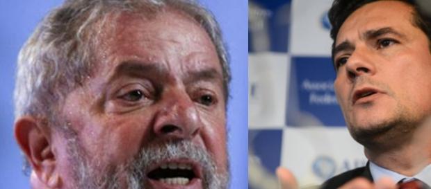 Lula é acusado por Sérgio Moro