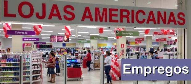 Oportunidades nas Lojas Americanas
