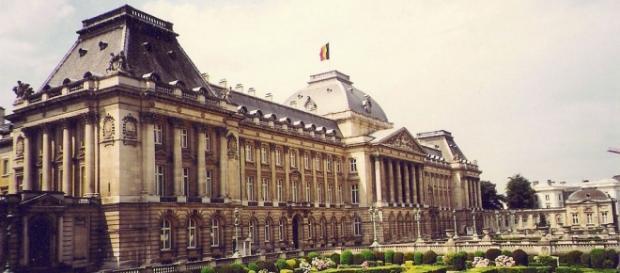 Palacio Real en Bruselas, Bélgica