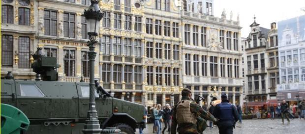 Seguridad máxima en Bruselas tras los atentados