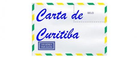 Carta de Curitiba esqueta debate político
