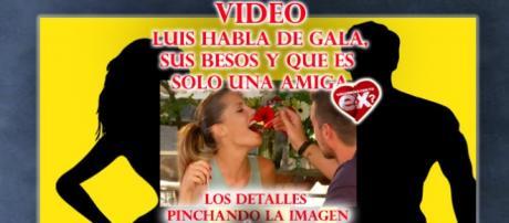 Video de Luis hablando de su cita con Gala