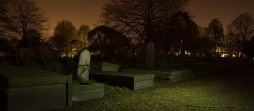 Imagem ilustrativa. Cemitério. (Reprodução)