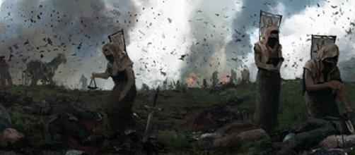 Imagen de la batalla norteña vista en el tráiler