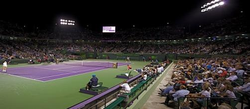 Miami Open main venue/ Photo: Jimmy Baikovicius via Flickr