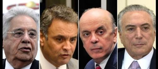 Oposicionistas tramam sem trégua para tirar Dilma