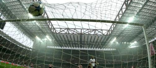 Stadio Meazza presso San Siro, Milano